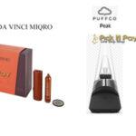 DaVinci Miqro & Puffco Peak