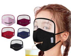 Eye Shield with Zipper(For Kids)