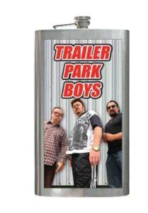 Trailer Park boys Flask