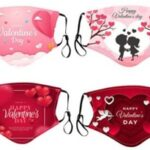 Valentine Day Mask